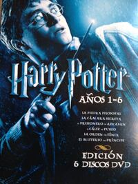 Harry Potter 6 DVD Madrid, 28040