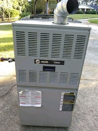 Heating Furnace Trane XB80 Decatur, 30030
