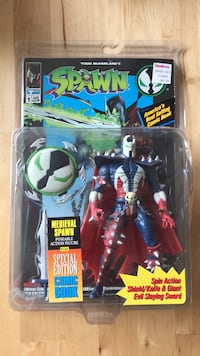 Spawn - New Factory sealed figure Mc Lean, 22102