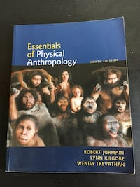 Essentials of Physical Anthropology Textbook Coquitlam, V3J