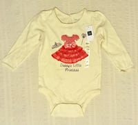 Baby Gap Onesie Daddy's Little Princess