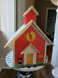 Fisher Price school house (antique) Frederick, 21701