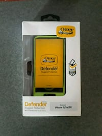 black Otter Box iPhone 5 case Canton, 30114