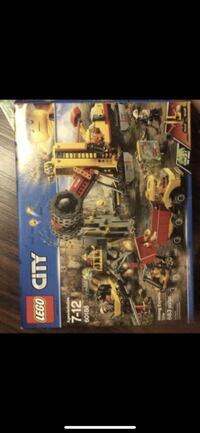 LEGO City Mining Experts Site 60188 Chino Hills, 91709