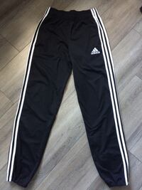 Adidas elastic waist activewear pants London, N5Z