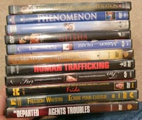 DVD Movie Lot 4 - Drama Calgary, T2Z 4W6