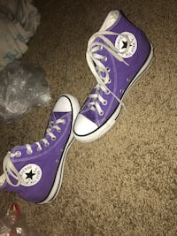 Purple Converse Albuquerque, 87109