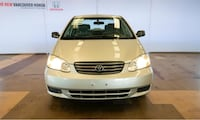 2004 Toyota Corolla CE Sedan|Great on Gas|Local BC Car 3745 km