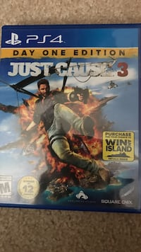 Just cause 3 ps4 Loveland, 80538