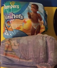 Pampers splashers size 6 (41 pieces) Tucson, 85719