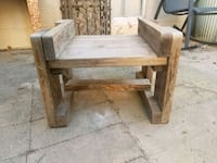 Old Solid handmade Table/Stand/Seat Or foot stool Omaha, 68132