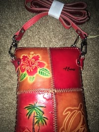 Handmade Hawaii Shoulder Bag Frederick, 21701