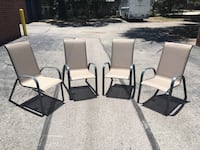 Stackable Patio Chairs Austin, 78704