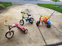 Trikes and Bikes (buy 1 or all 3) OXONHILL