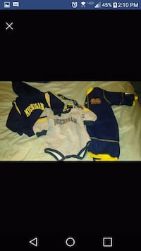 3/6 and 6/9 months Michigan baby items  Adrian, 49221