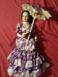 Gone with the Wind collectible porcelain doll Hamilton, L8L 4L4