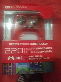 red My Arcade game controller window pack New Orleans, 70126
