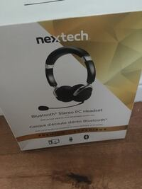 Bluetooth headset Reception head phones Cambridge, N1T 1E3