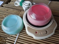 Electric Aroma Therapy set Mesa