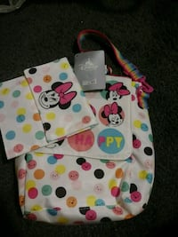 Minnie Mouse Lunch Bag - Brand New Mississauga