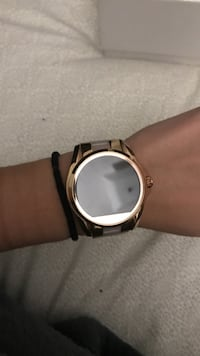 Michael Kors All Access Watch in Rose Gold