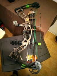 Hoyt Bone Collector Edition bow Salamanca, 14779