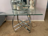 Glass Table for Living Room