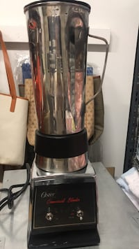 Oster commercial blender  268 mi