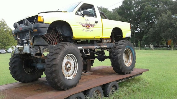 Used Mud Truck And Trailer For Sale In Ocala Letgo