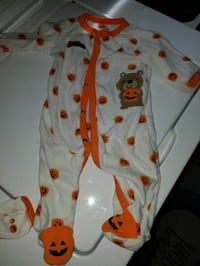 6 Month Halloween Outfit Manchester