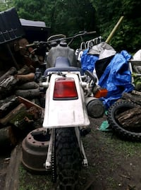 85 KLR600 does not run. It ran about 2 yrs ago - K Annandale, 22003