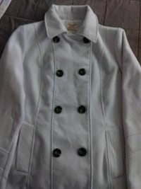 Xl white womens peacoat jacket Spokane, 99208