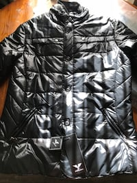 Brand new 2019 collection exclusive release leather and down jacket St Albert, T8N 1J4