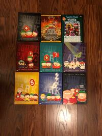 South Park DVD Collection Laurel