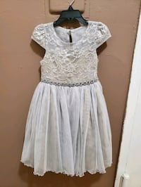 Girls gray dress Yonkers, 10703