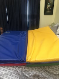 yellow and blue inflatable boat Ashburn, 20147