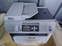 white and gray Brother brand MFC all-in-one printer Bakersfield, 93308