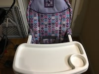 Girls Cosco Highchair Germantown, 20874