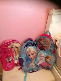 Kid backpacks and lunch pail Bakersfield, 93308
