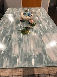 Repainted Dining Table