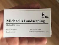 Michaels Landscaping Toronto