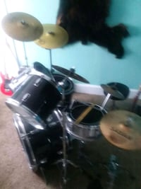 Drum set with cymbals  Horicon, 53032