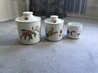 evesham royal worcester canister set of 3 781 km