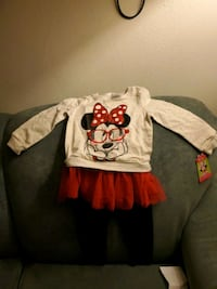 Minnie Mouse outfit size 2t Springfield, 62704