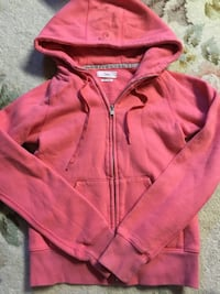 Pink TNA zip up hoodie sz SMALL Guelph, N1E 4Y4
