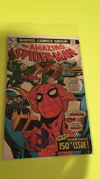 Marvel Comics Group The Amazing Spider-man comic book