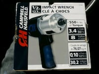 """Campbell Hausfeld 1/2"""" impact wrench Anchorage, 99507"""
