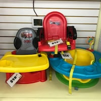 Booster Seat for Kids n18 549 km
