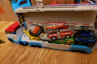 Paw patroller truck /plane with every character  Miller Place