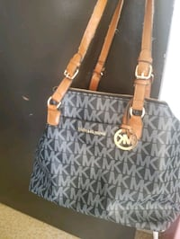 MK Purse grey/black/ neutral  Edmonton, T5X 2J2
